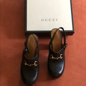 GUCCI CLOGS